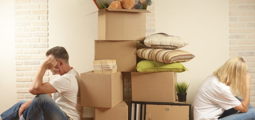 Why moving yourself can cost you more in stress and time in the long run