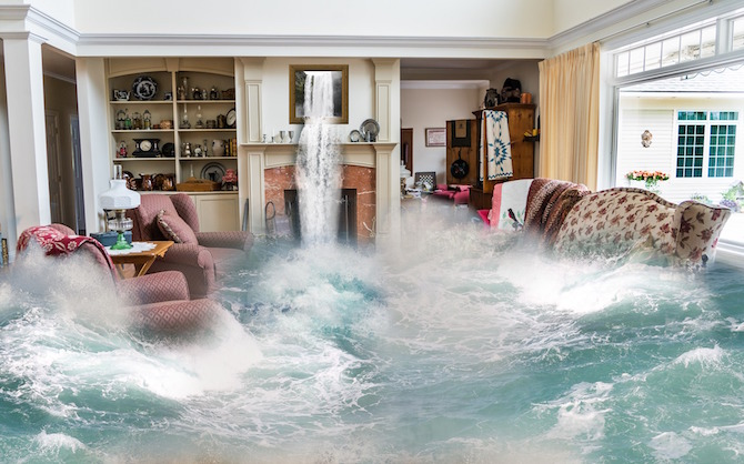 Flood Damage? Nine Tips on How to Manage the Aftermath When Disaster Strikes